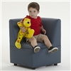 Modern Casual Enviro-Child Upholstery Corner Chair