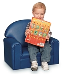 Toddler Vinyl Upholstery Chair