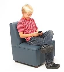 Modern Casual Enviro-Child Upholstery Chair
